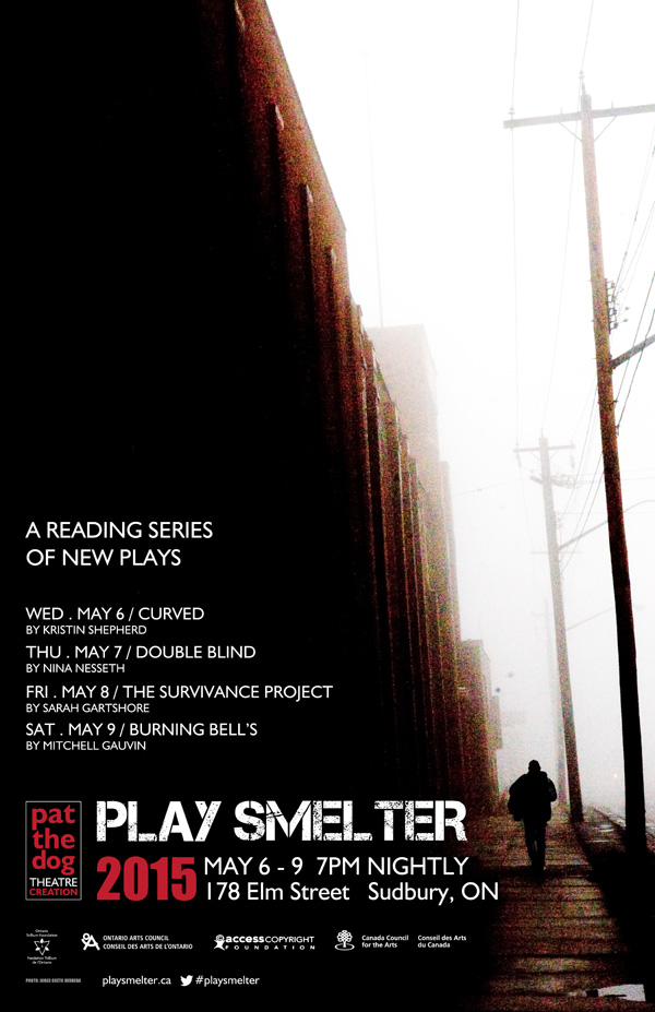 PlaySmelter 2015 Poster Art